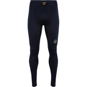 Skins Series-3 T&R Long Tights Men, niebieski